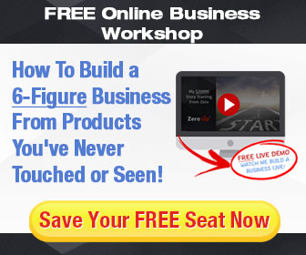 How to Build a REAL Business in 5 Steps… Zero Up Workshop!